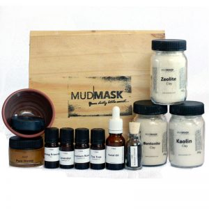 Mud Mask Facial Kit