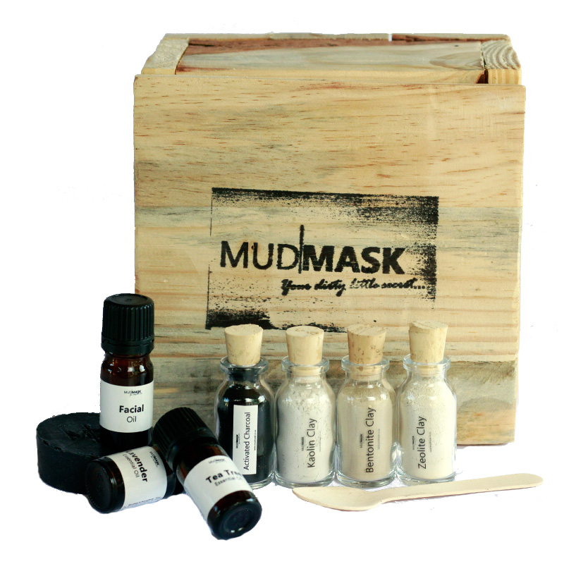 Sample Kit Mud Mask