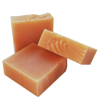 Lemongrass and Cedar Soap