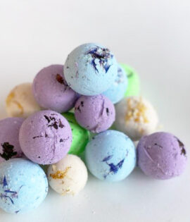 Variety Bath Bombs