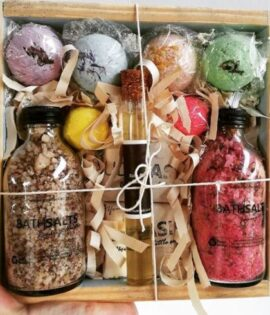 Bath Craze Box Artisan Bath and Body