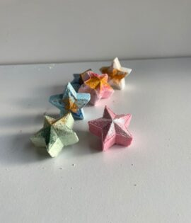 Mini Star Bath Bombs